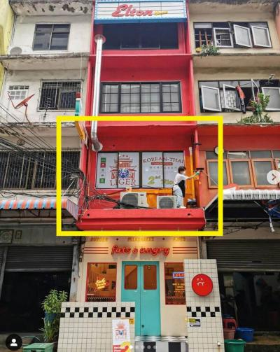 อาคารพาณิชย์ 350000 กรุงเทพมหานคร เขตบางรัก บางรัก